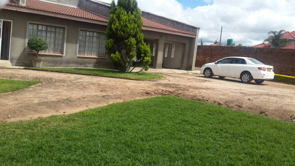 A beautiful 3 bed in Springvale Ruwa