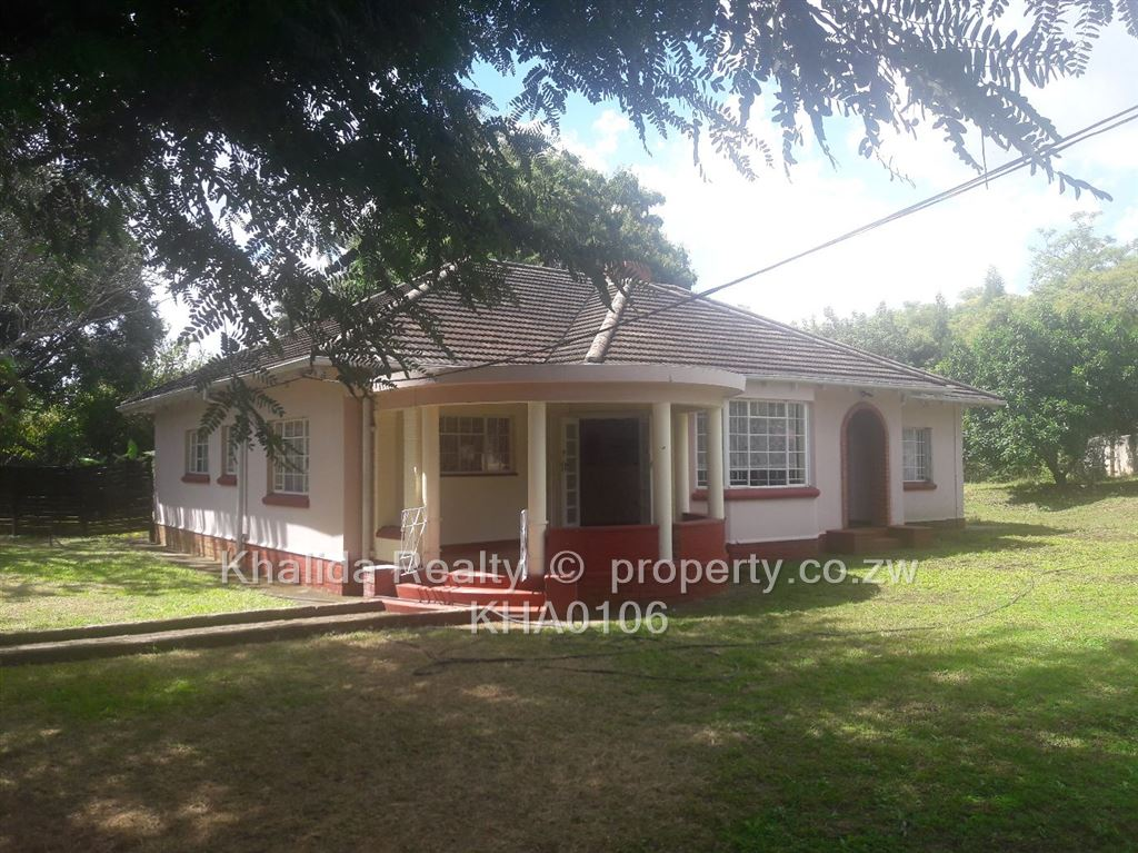 Belgravia House Harare