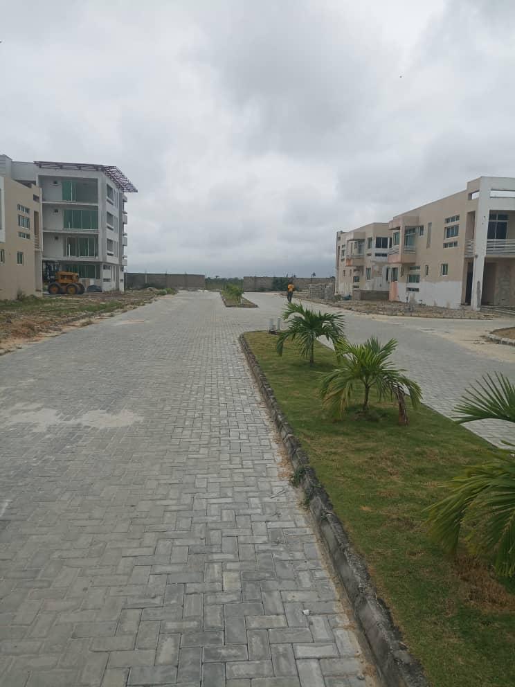 3Bedroom Terrace Duplex for sale at Grenadines Homes By Shoprite Off Monastery Road Sangotedo Ajah Lekki Lagos Nigeria