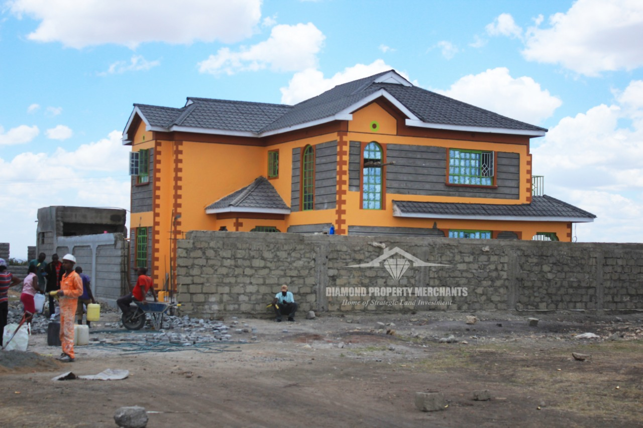 EDEN PARK GATED COMMUNITY PROJECT IN KAMULU