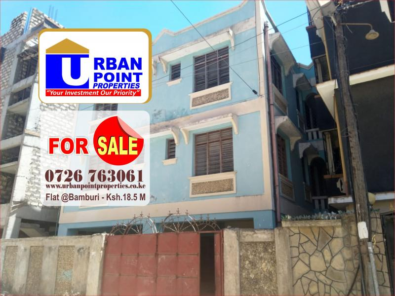 For Sale: Flat (With Apartments)