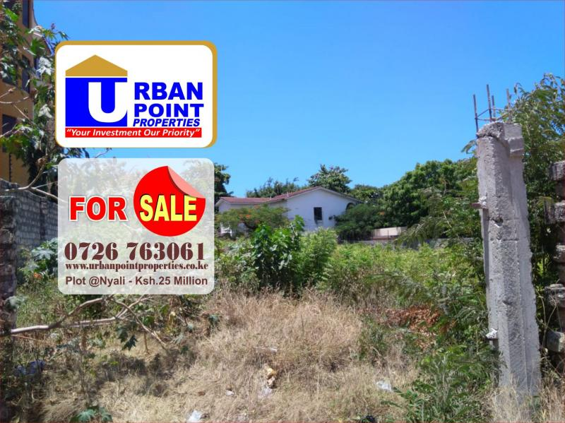For Sale: Prime Plot For Either Commercial Or Residential Use