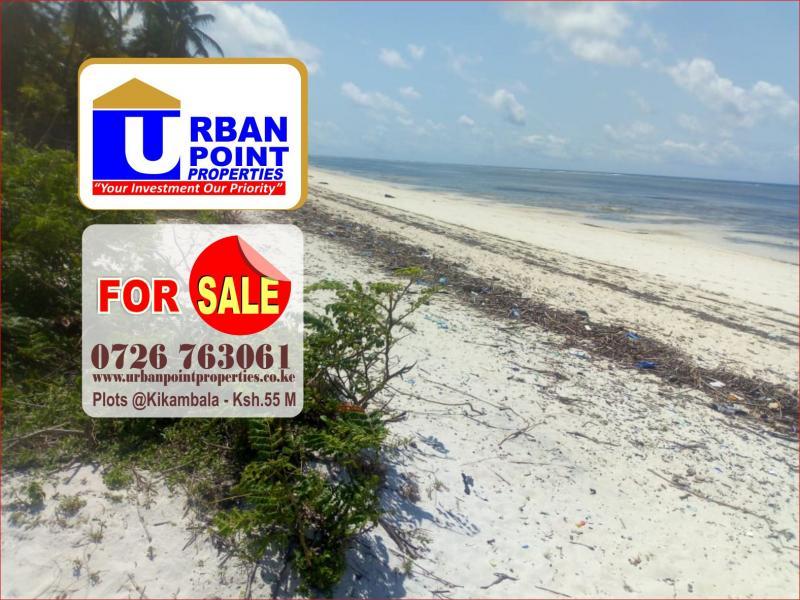 For Sale: Sandy Beach Plots