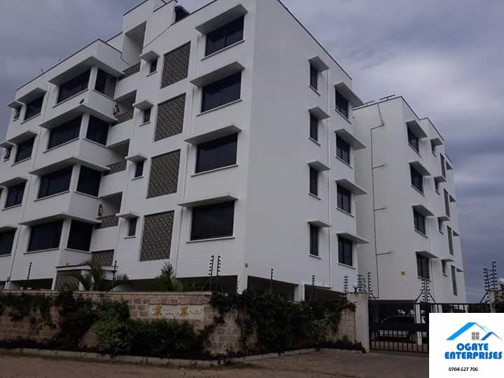 ADMIRABLE 2 Bedroom Apartment Nyali