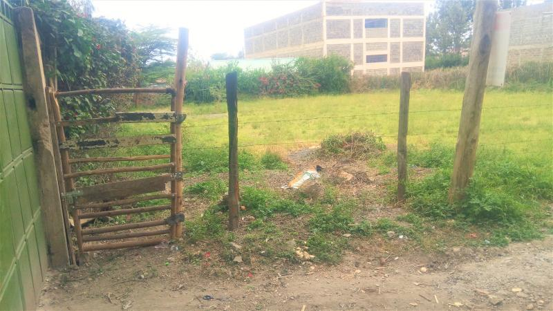 50 x 100 Plot 700 meters behind PCEA Kitengela township  church,