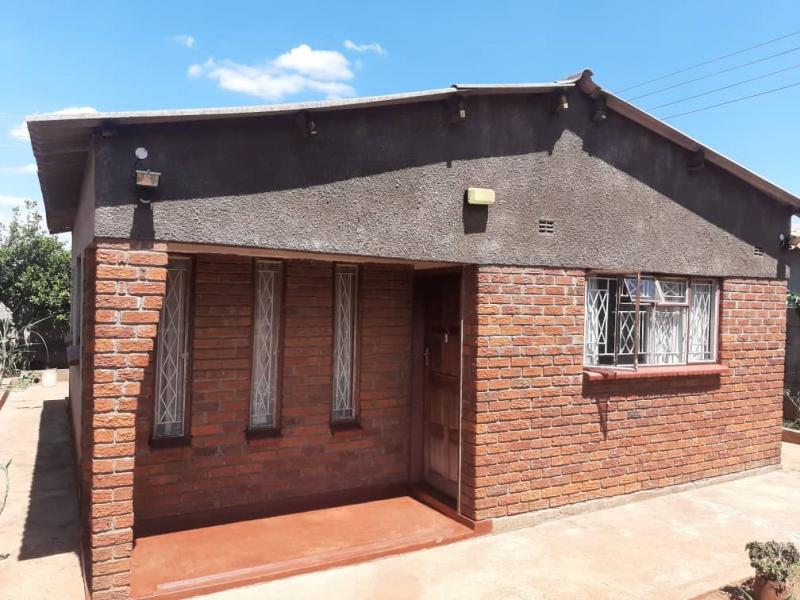 core house for sale in harare