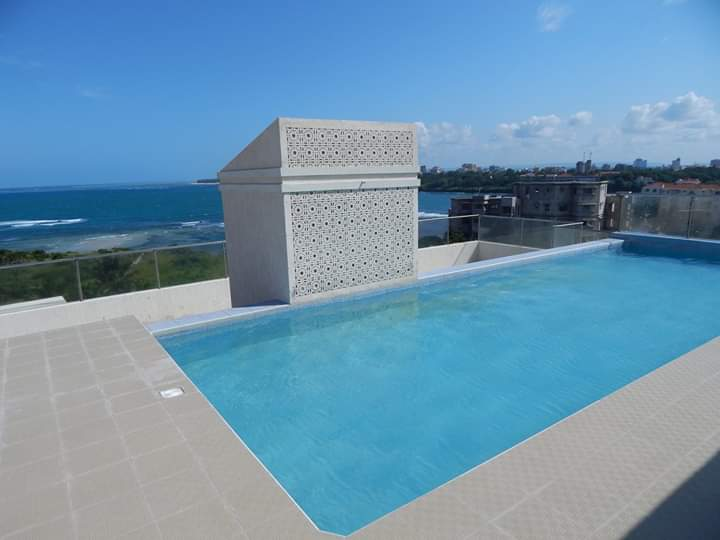 Newly Build 3 Bedroom Sea View apartment for sale in nyali greenwood drive