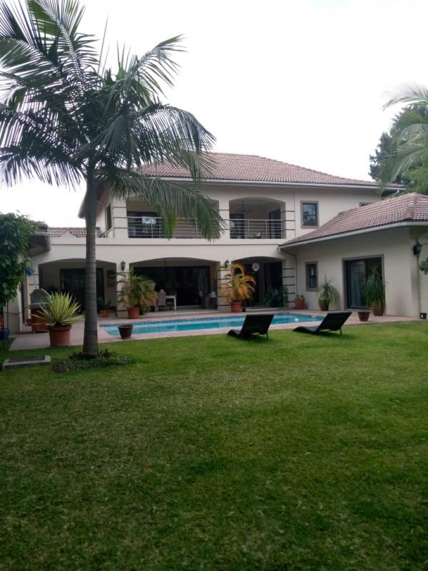 Executive House for Sale in Ndola Zambia