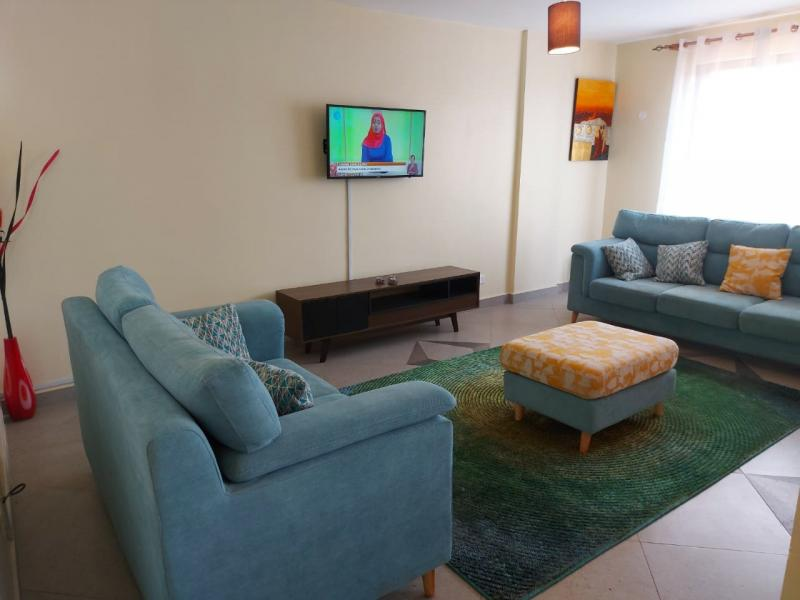 Executive 2 bedroom master en suite to let in Ruaka, Nairobi.
