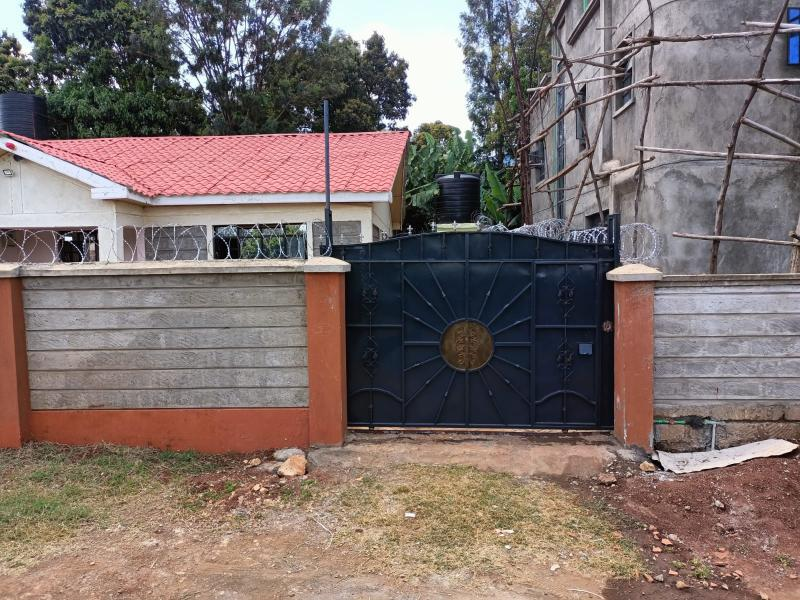 THREE-BEDROOM BUNGALOW FOR SALE IN MUCHATHA