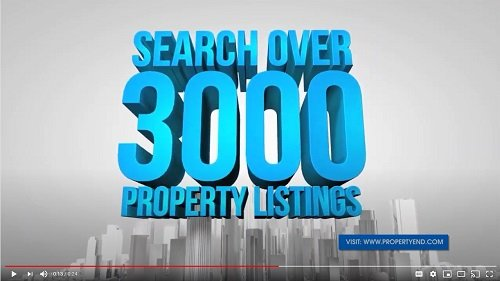 sell property in africa advert two